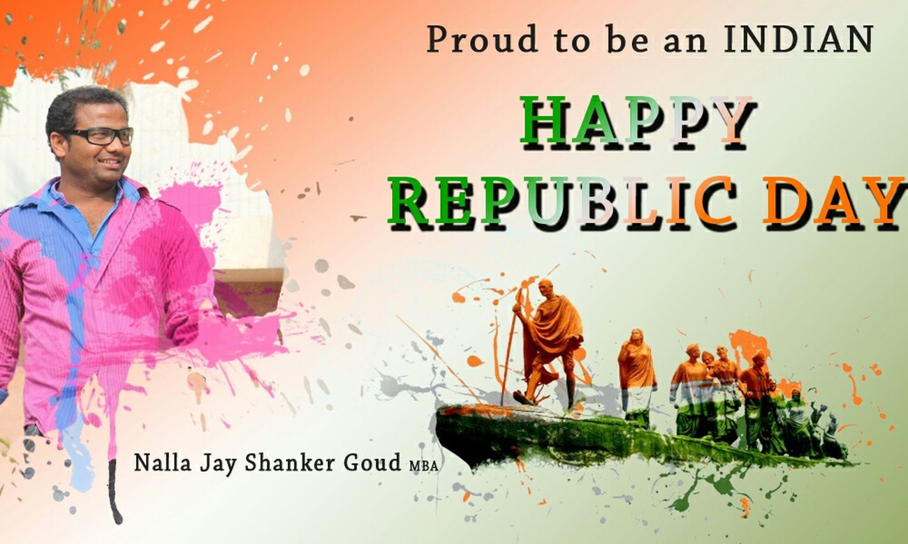 Happy Republic Day...