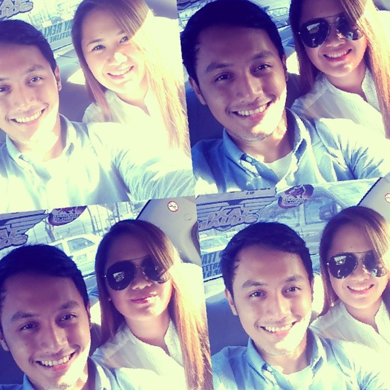 Selfie while traffic. CareerJh Clingy IABFbatch2014