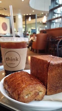 Think Coffee  and Think Bread