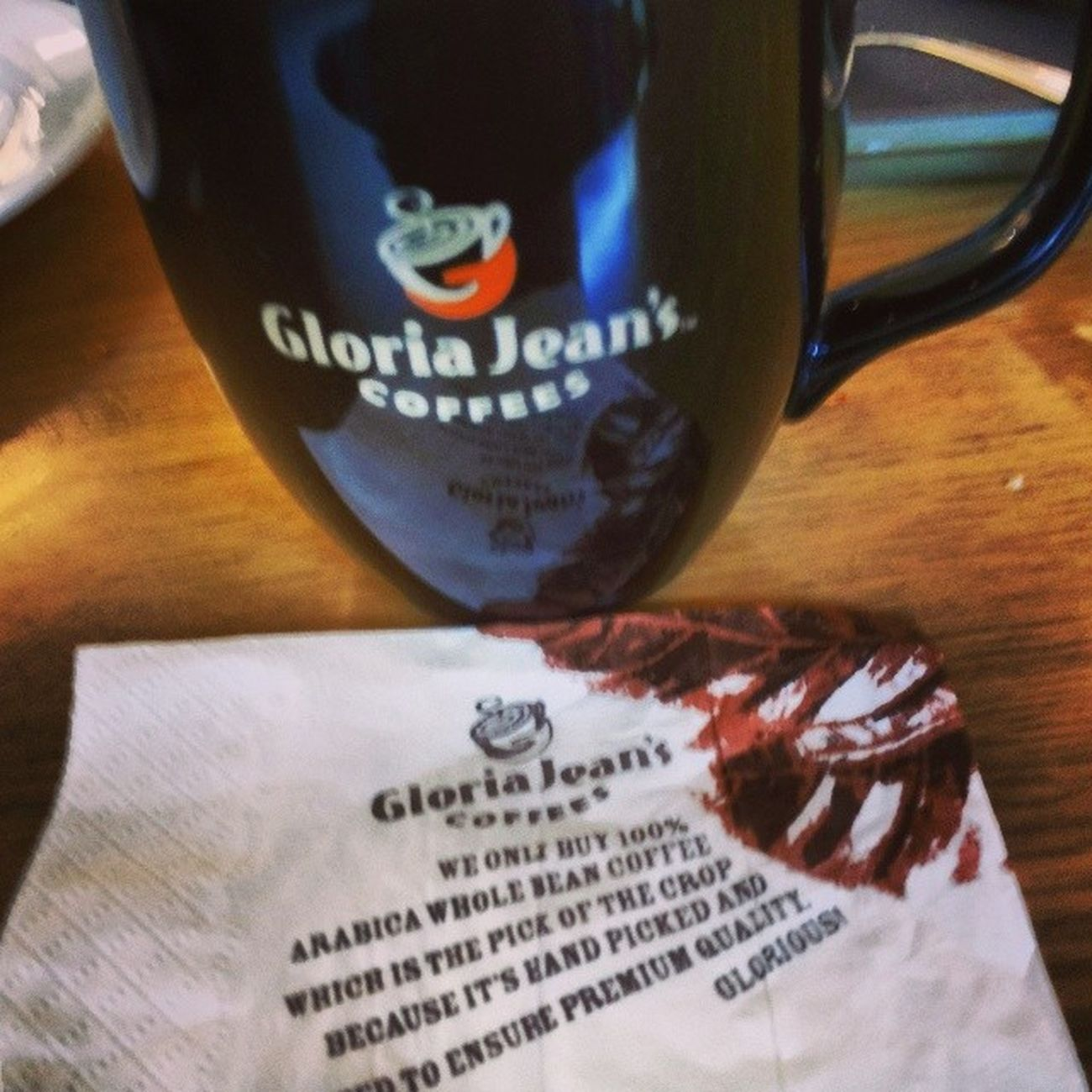 Now at Gloria Jean's Like Follow GloriaJeansBrunei
