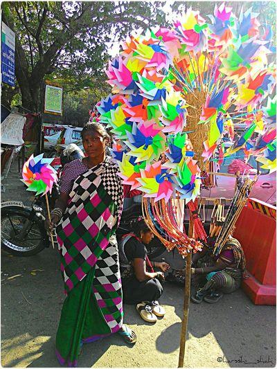 Papercraft Kalaghoda Festival ArtWork Art