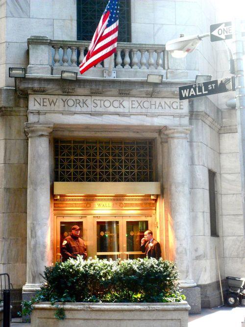 Stock Exchange New York Stock Exchange  NYC NYC Photography
