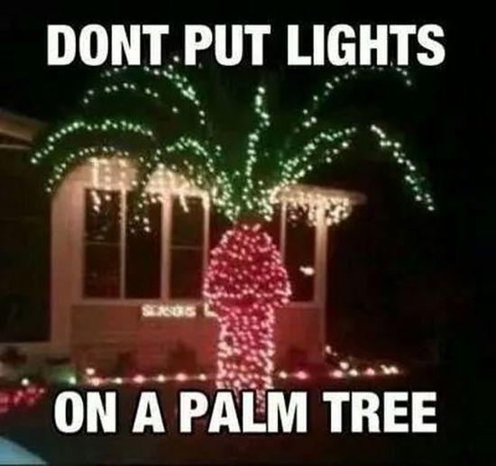 Lights Looks Like... Funny