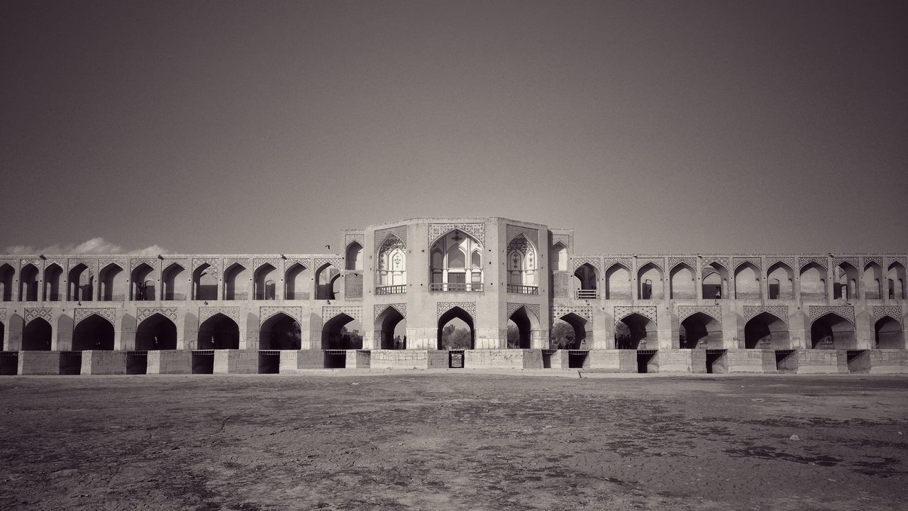 Hello World Isfahan View Architecture The EyeEm Facebook Cover Challenge IPhoneography Urban Geometry Eyeem Iran Discover Your City Shades Of Grey
