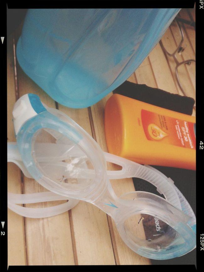 Swimming kits.. Speedo Sport Weekend