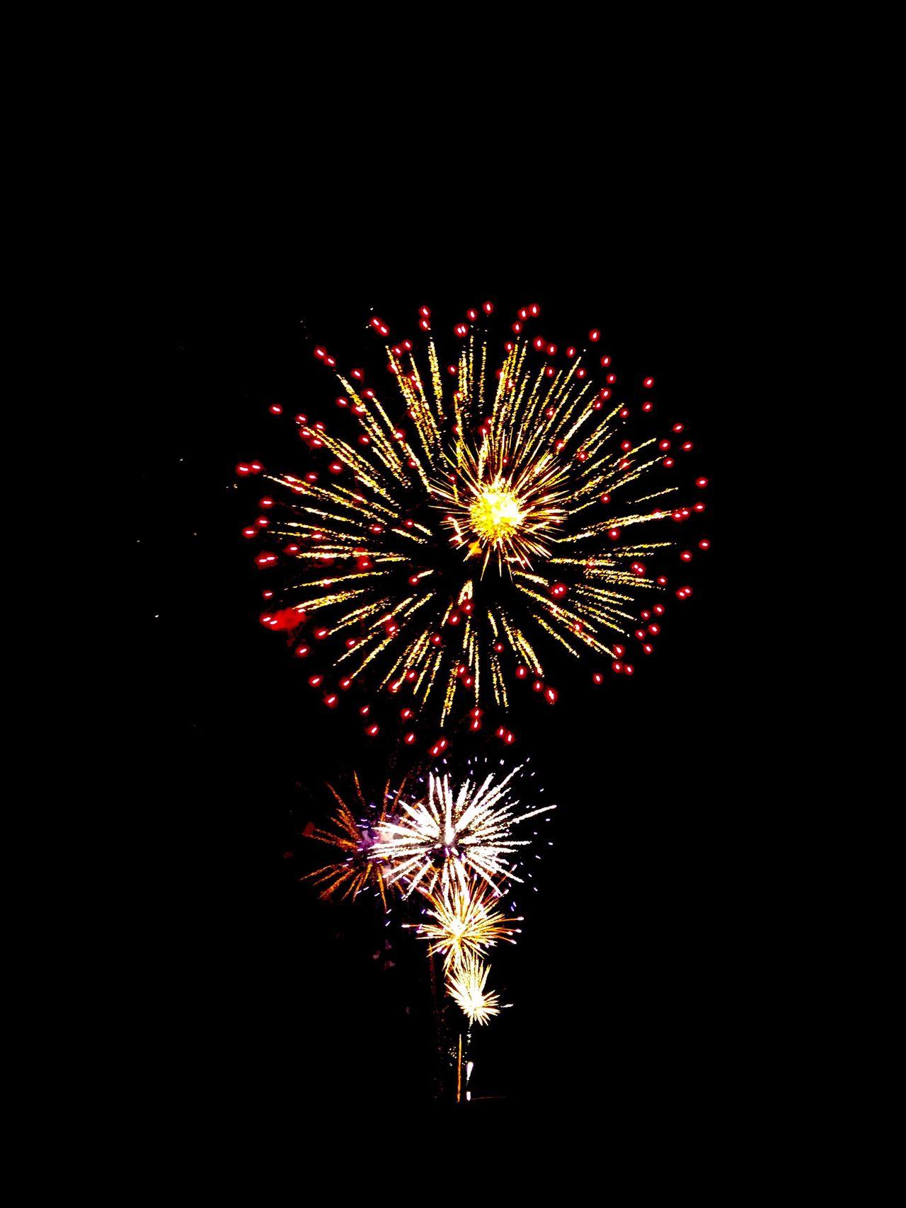 Fireworks Sparks Patriotism Pattern Fourth Of July Colors Smoke