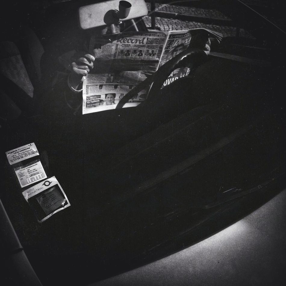 Beautiful stock photos of newspaper, Car, Communication, Day, Holding