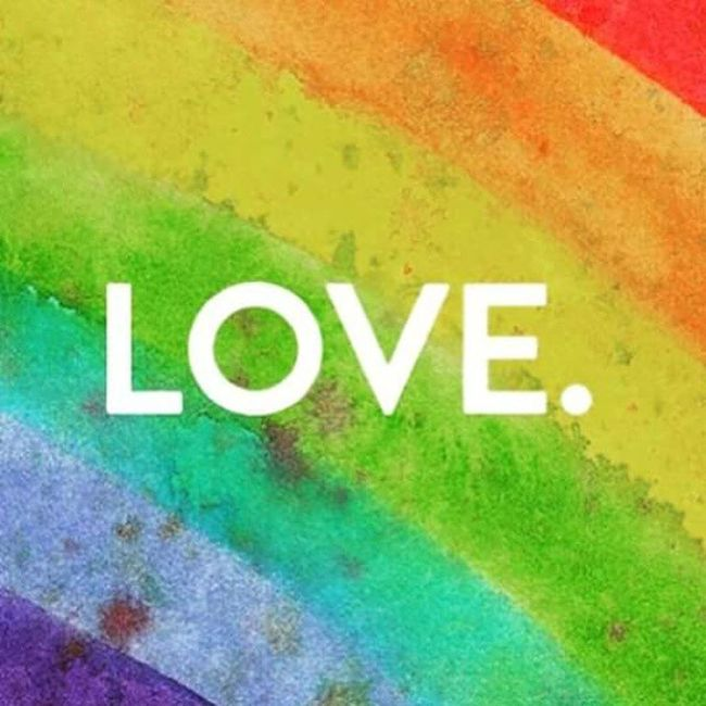     ❤️ ❤️❤️ Lovewins EqualityForAll Lovewinseverytime lovewins❤️ equality pride marriageequality loveislove america happy lovewinsall equalityforall obama lgbt jetaime EqualMarriage USA (the pic belongs to the profile of LauraPausini @pausiniofficial)