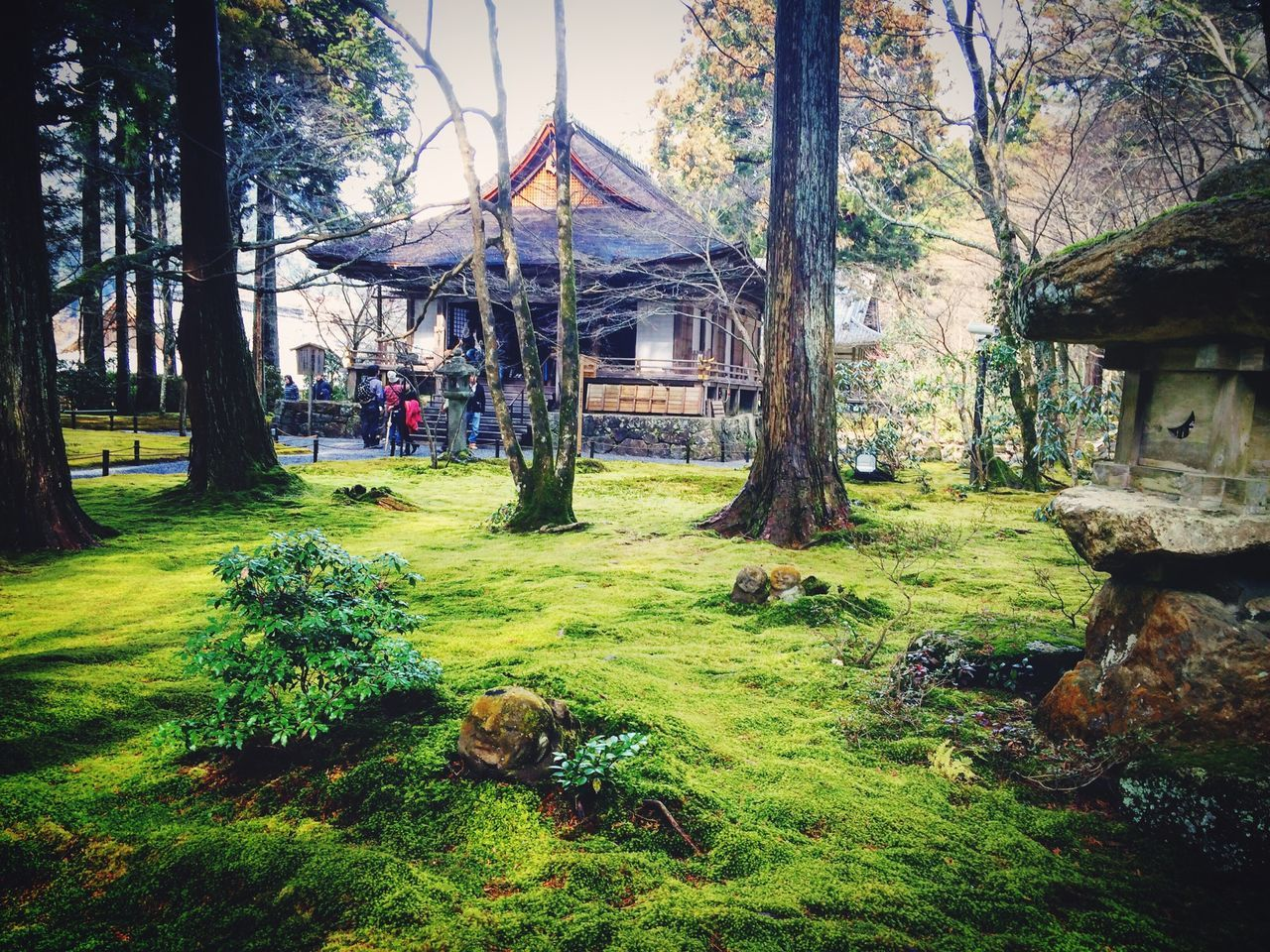 三千院 大原 わらべ地蔵 Kyoto 京都 寺社仏閣 Relaxing
