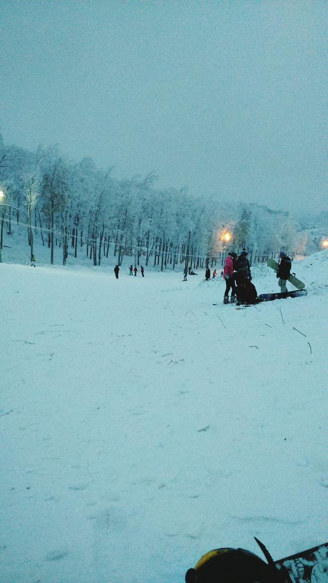 сноуборд Wintertime Street Photography зима❄️ Saratov 2016