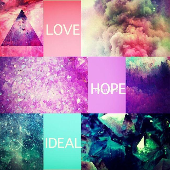 Dreamy Love ♥ Hope Ideal