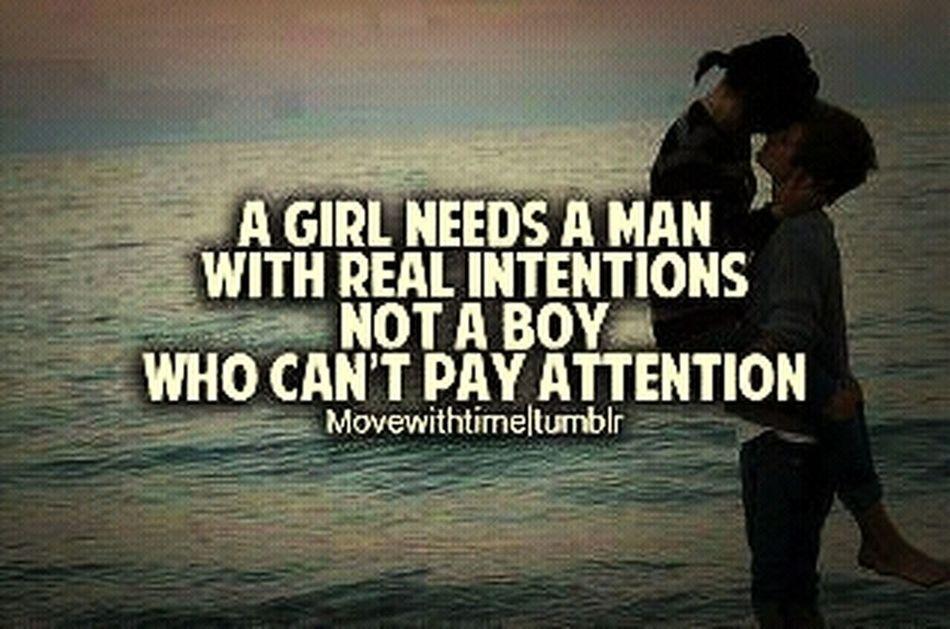 She Needs A Man Not A Boy