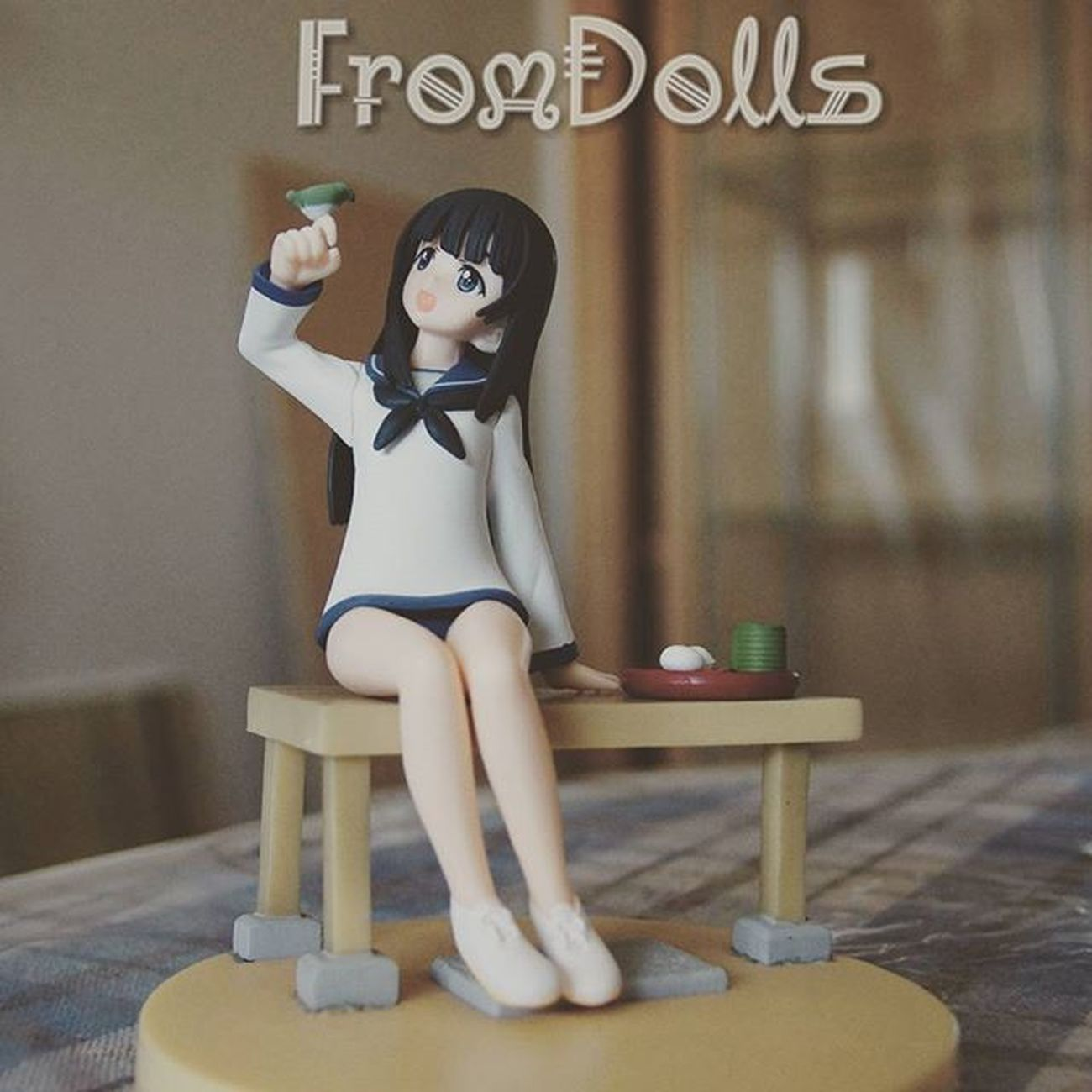 Fromdolls Anime Manga Mangagirl Bird Girl Figure