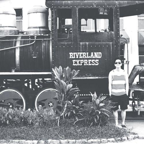 Riverexpress Check This Out Enjoying Life Blackandwhite Taking Photos Train Old Summer