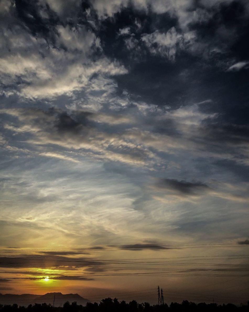 Clouds Sky Sky_collection Sky Collection Sun Sunrise Sunshine Cloudporn Clouds And Sky Tehran