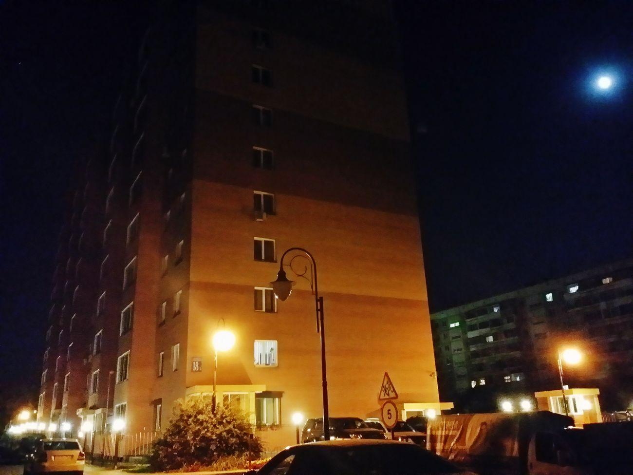Ночной Новосибирск Novosibirsk