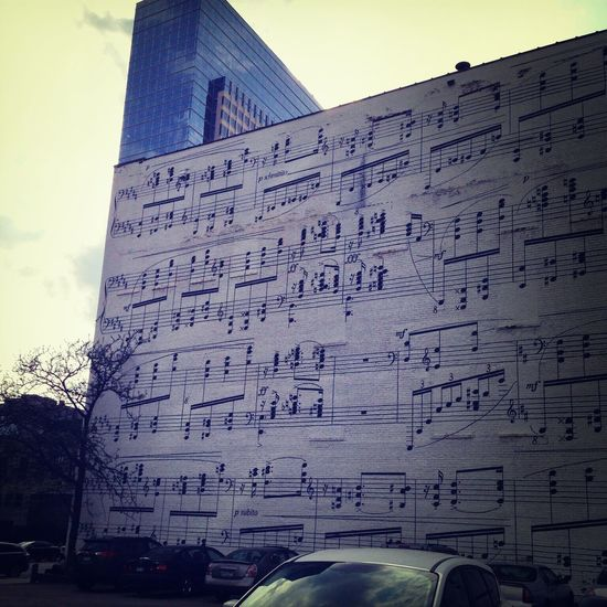 Street Art Murals Downtown Minneapolis Music