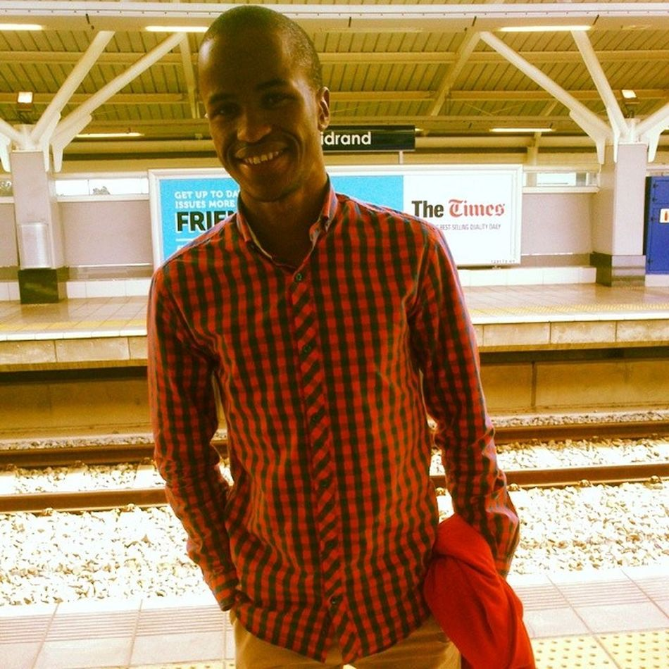 Last night was epic, now it's time go home and unwind. Midrand Gautrain IWorkJustThere !!! Instawhatwhat