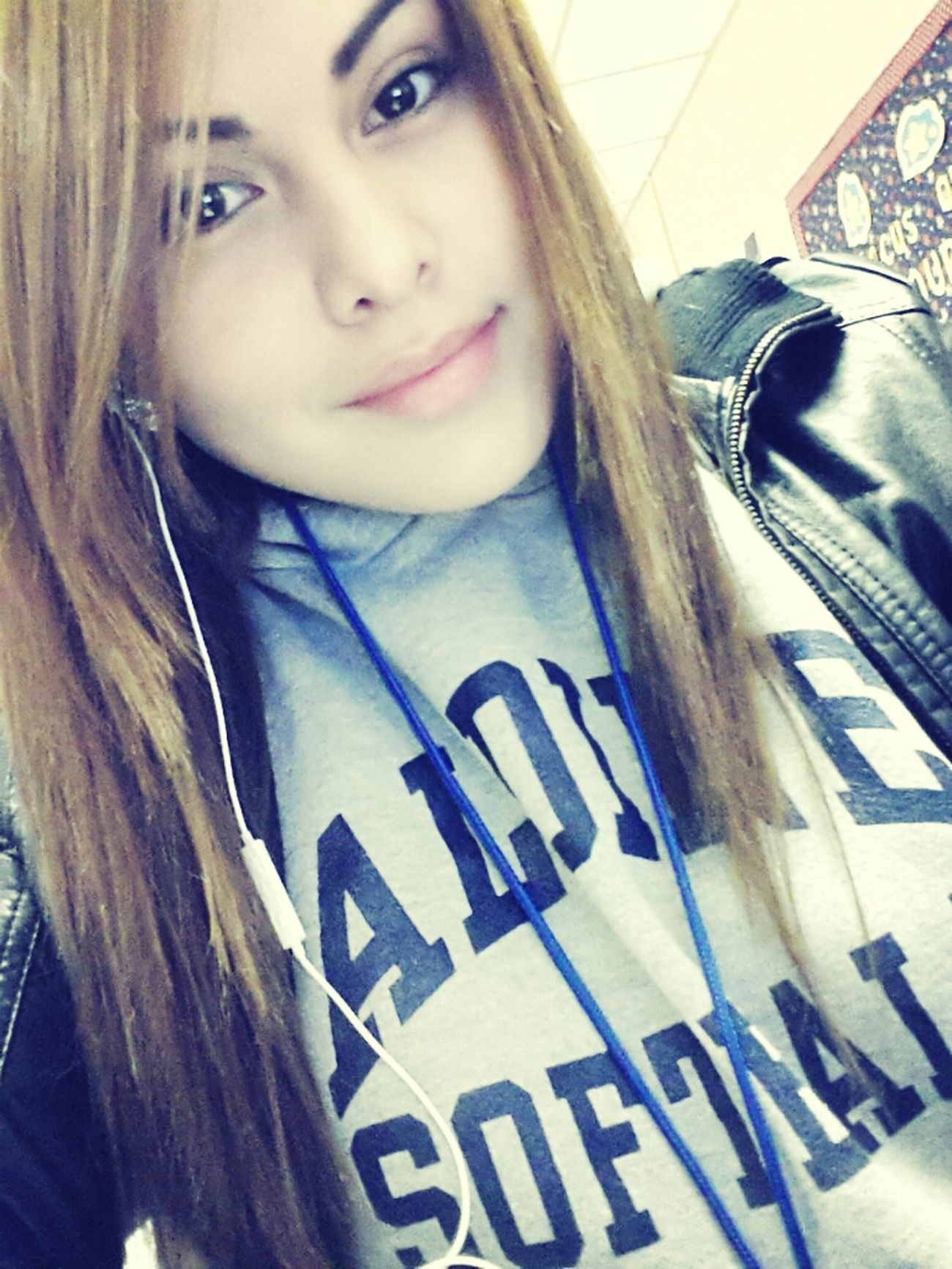 oh you known just another simple day. ^.^ Aldine Softball