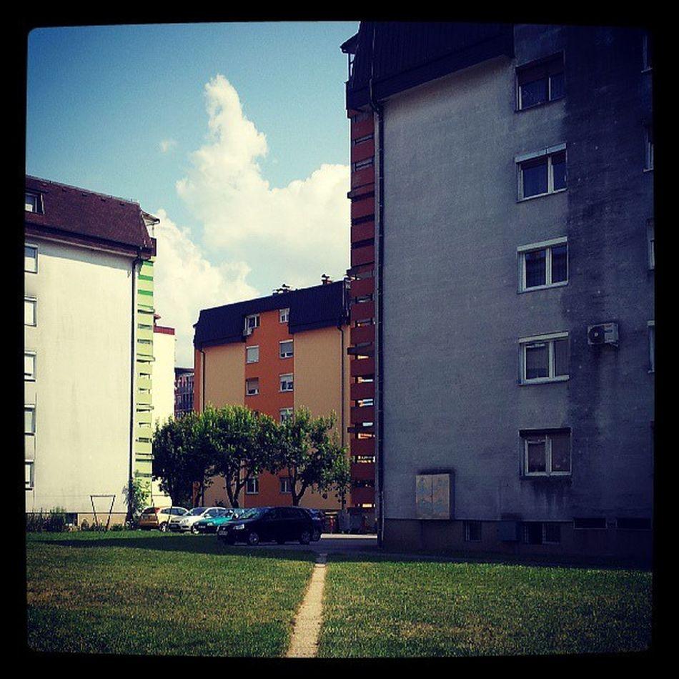 Igslovenia Stara Ulica Murska sobota bloki zahod
