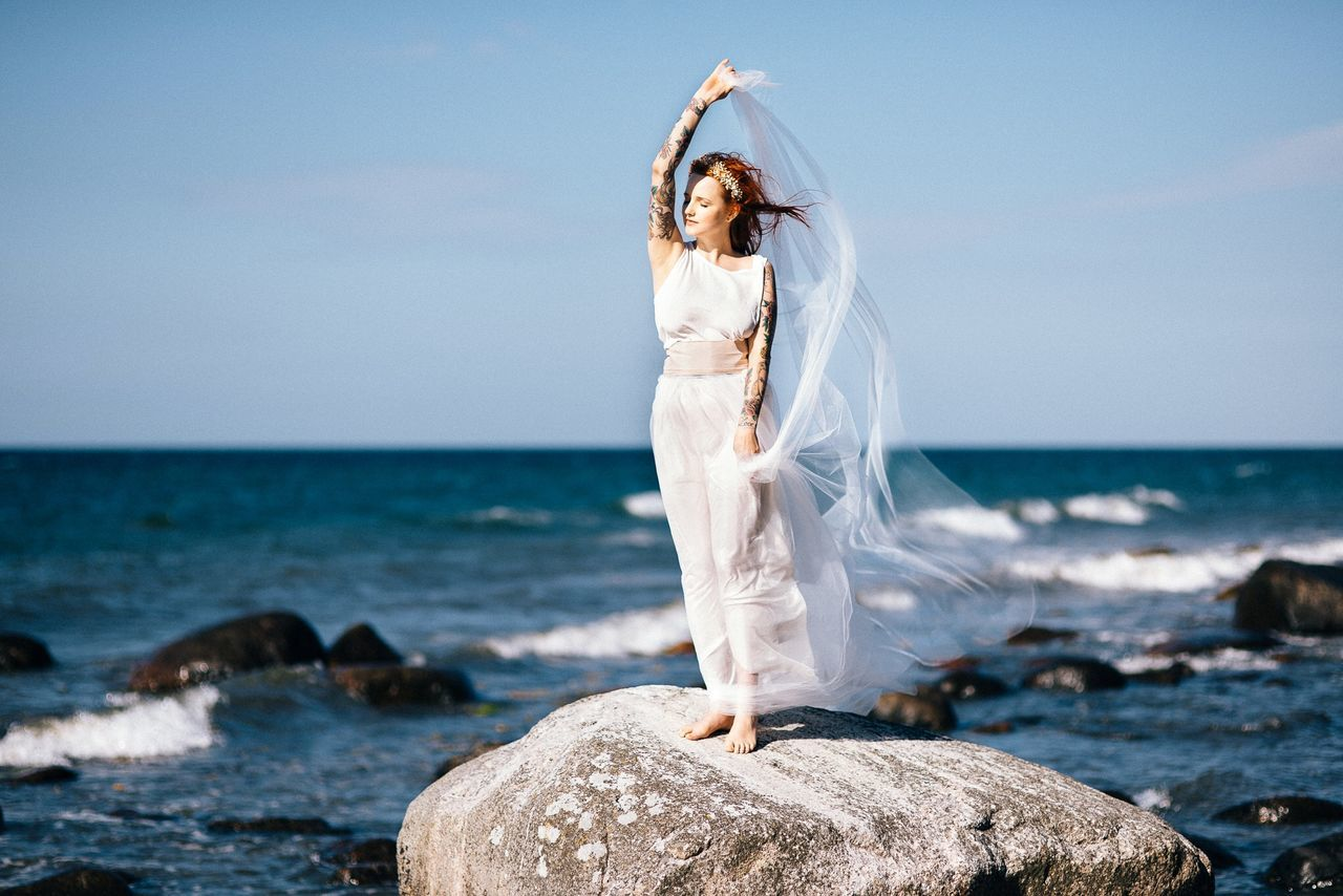- Nadine 🌊 - Authentic Moments Fashion Potrait The Amazing Human Body Portrait Of A Woman EyeEm Best Edits EyeEm Best Shots Check This Out Today's Hot Look Lifestyle