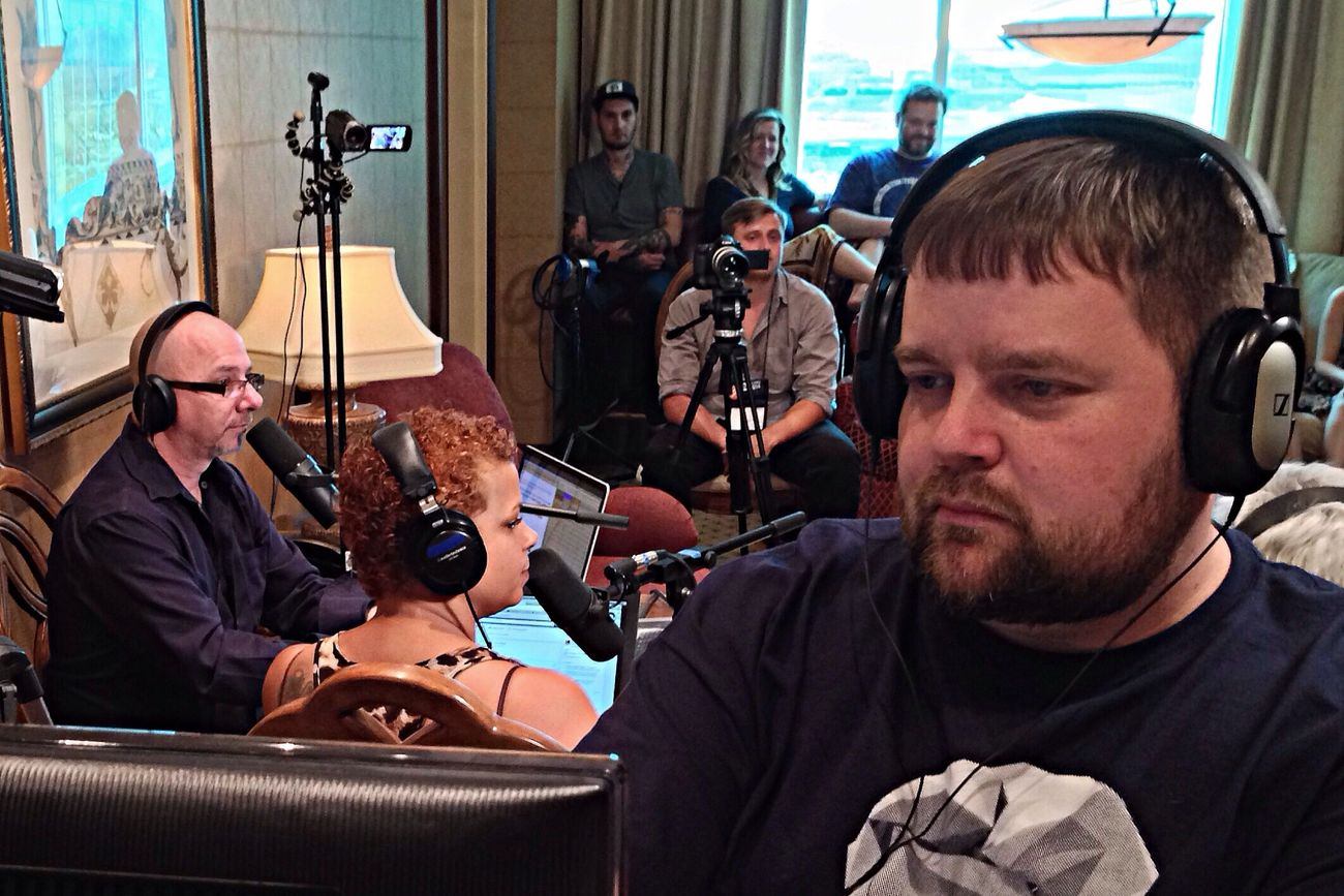 TAM 2014 The Amazing Meeting Podcasting Skeptically Yours