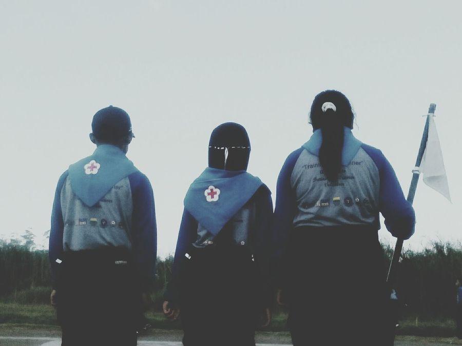 Tribute To Volunteer 😍 Adventure 😛😛 Camping