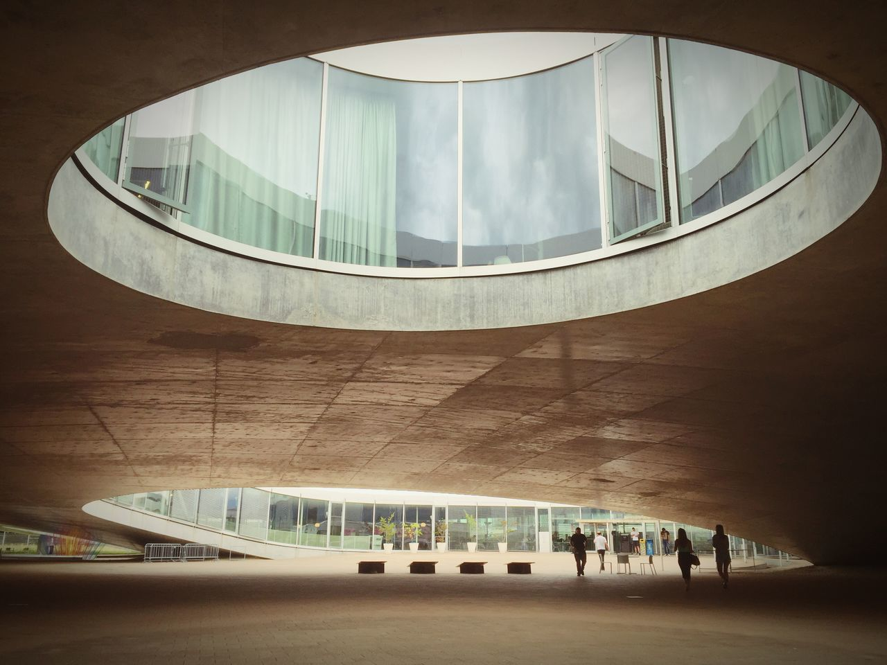 architecture, built structure, indoors, ceiling, illuminated, modern, travel destinations, real people, city, day