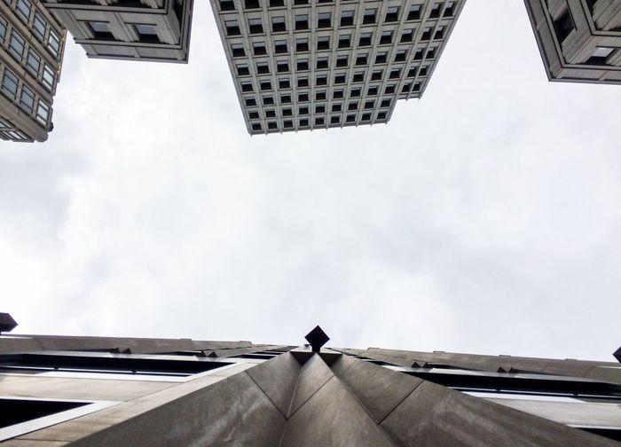 The Architect - 2014 EyeEm Awards Lookingup Architecture Berlin