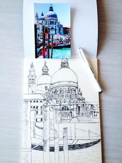 City Venice Art Italy Bilding Architecture