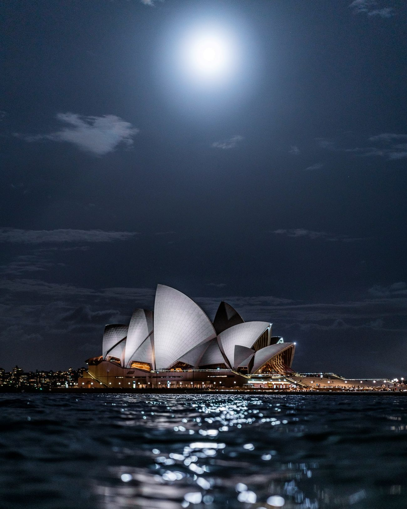 Supermoon Supermoon Supermoon2016 BestofEyeEm EyeEm Best Shots Sydneyoperahouse Sydney, Australia