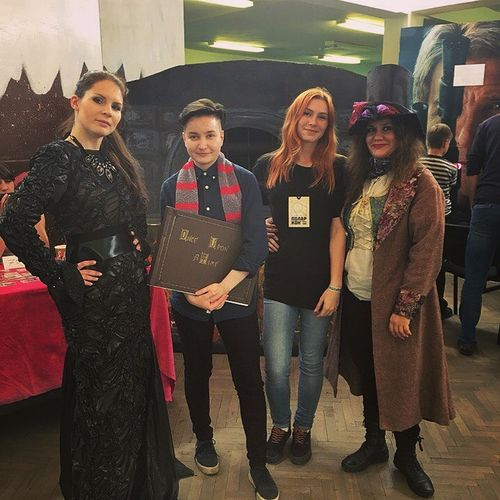 Once Upon A Time Polarcon 2016 Russia Murmansk Henry Regina