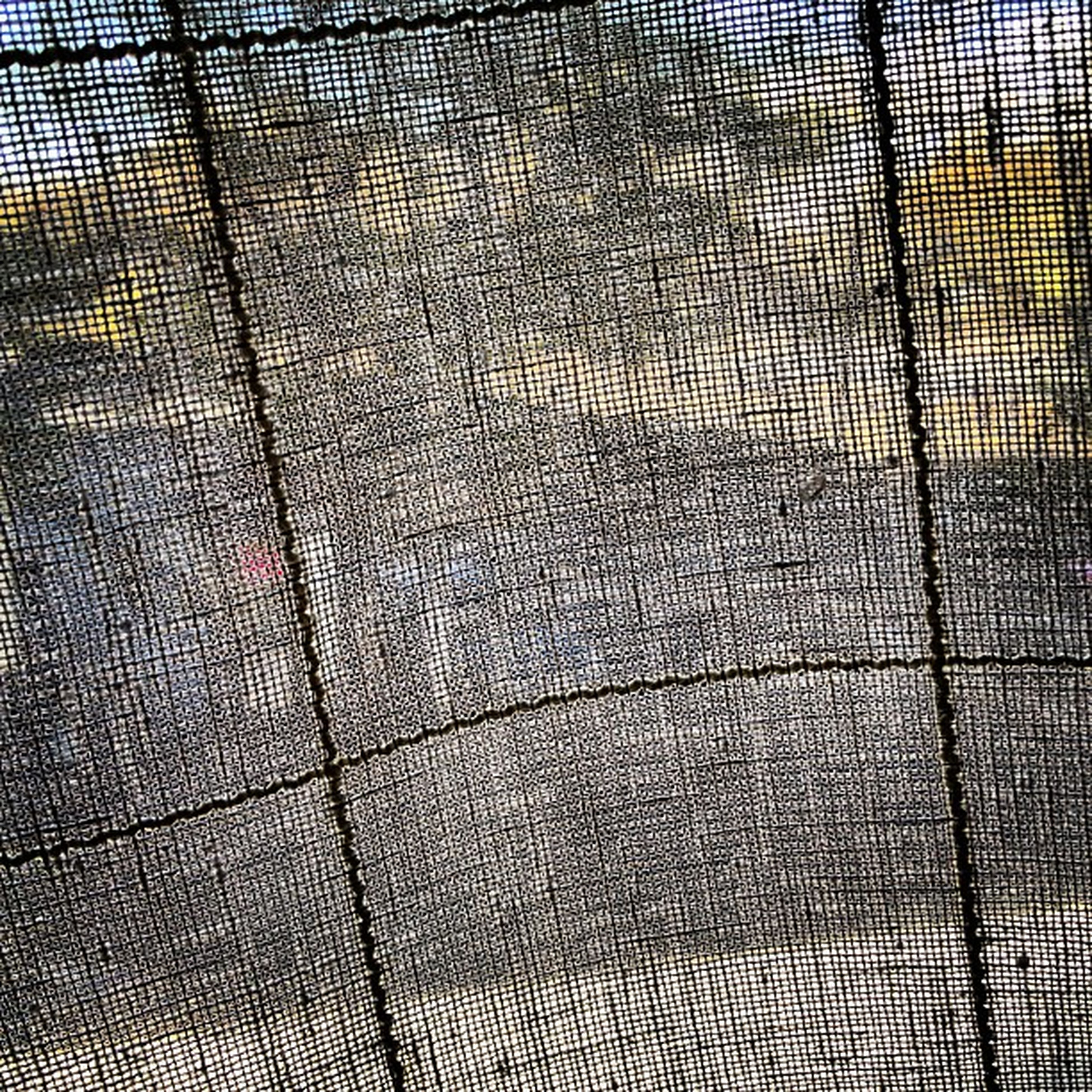 full frame, backgrounds, pattern, indoors, textured, design, close-up, textile, fabric, detail, no people, metal, day, abstract, protection, chainlink fence, repetition, window, wall - building feature