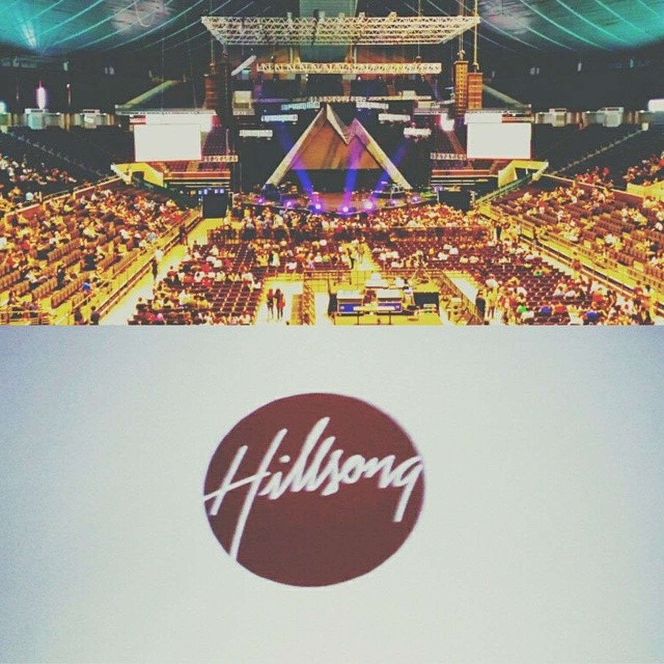 Hillsong United! Welcomezionasia