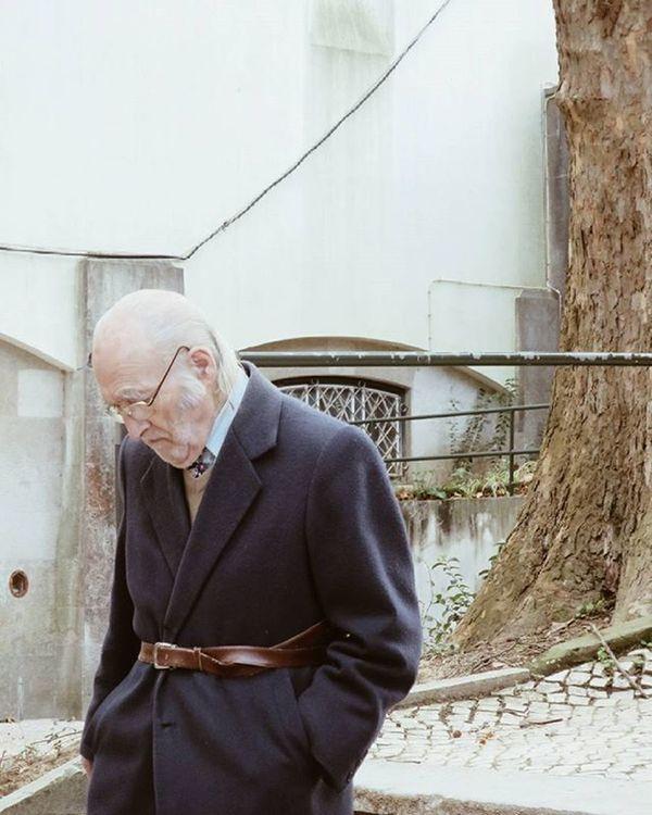 Old man I found on the street... Oldman Alvalade belt Jacket Tree Canons120