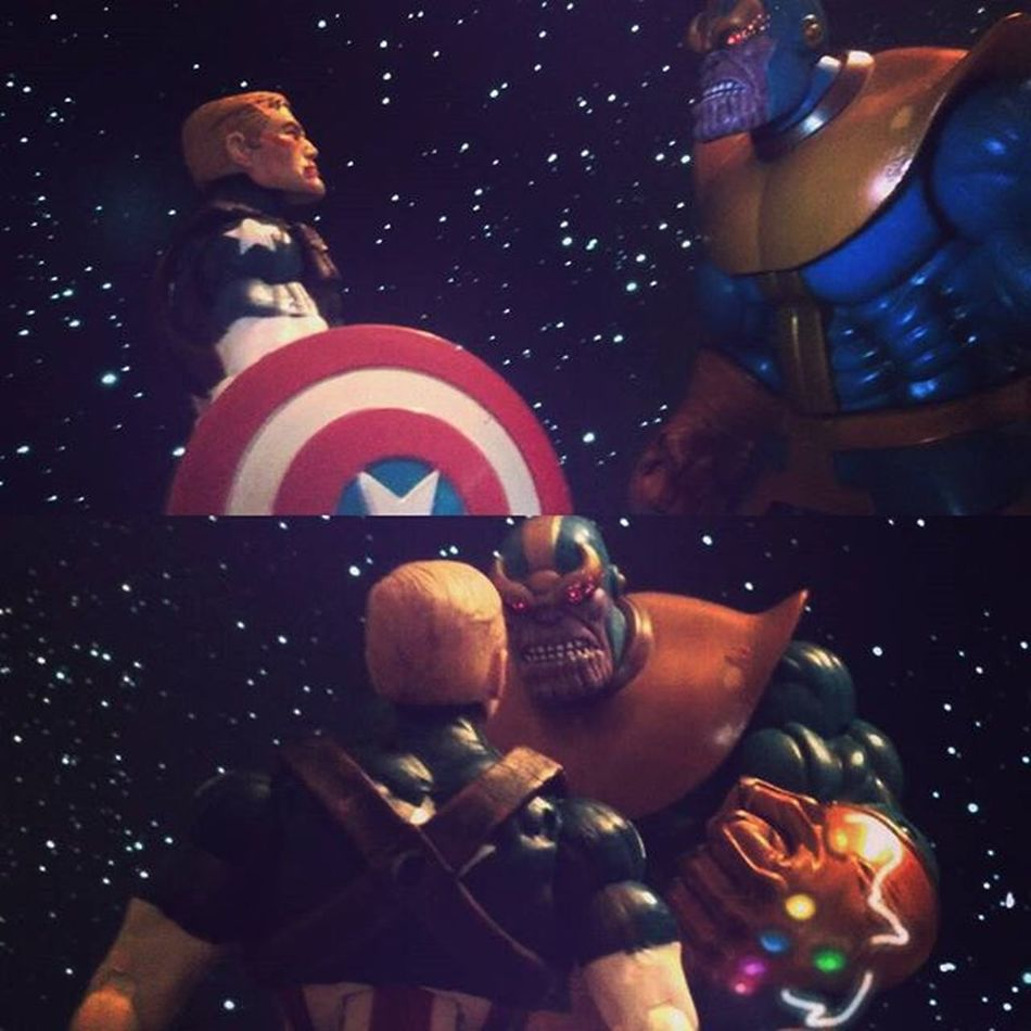 "Cap ""In the end,no matter what happens,people like you,never get a happy ending"" Thanos""i'm gonna enjoy making you watch as i kill your friends one by one before your eyes"" Marvellegends Thanos Infiniteseries Infinitywar Infinitygaunlet Madtitan Marvelselect Nerd Comics Figurelife Disney Mcu Captainamerica Marvel Steverodgers Collector Marvelfigures Marvelentertainment Manchild Articulatedcomicbook Cap Avengers Collection Figures Actionfigures figurecollection TheAvengers hasbro actionfigurephotography acba"