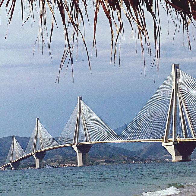 Rio-antirio Bridge
