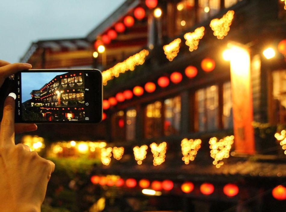九份 -Jiufen-Taiwan nTaipei iJyufen nBeautiful lEyeEm Best Shots sKyufun nSentochihironokamikakushi iJiufen n
