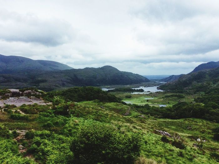 Ladies View, Co. Killarney, Ireland