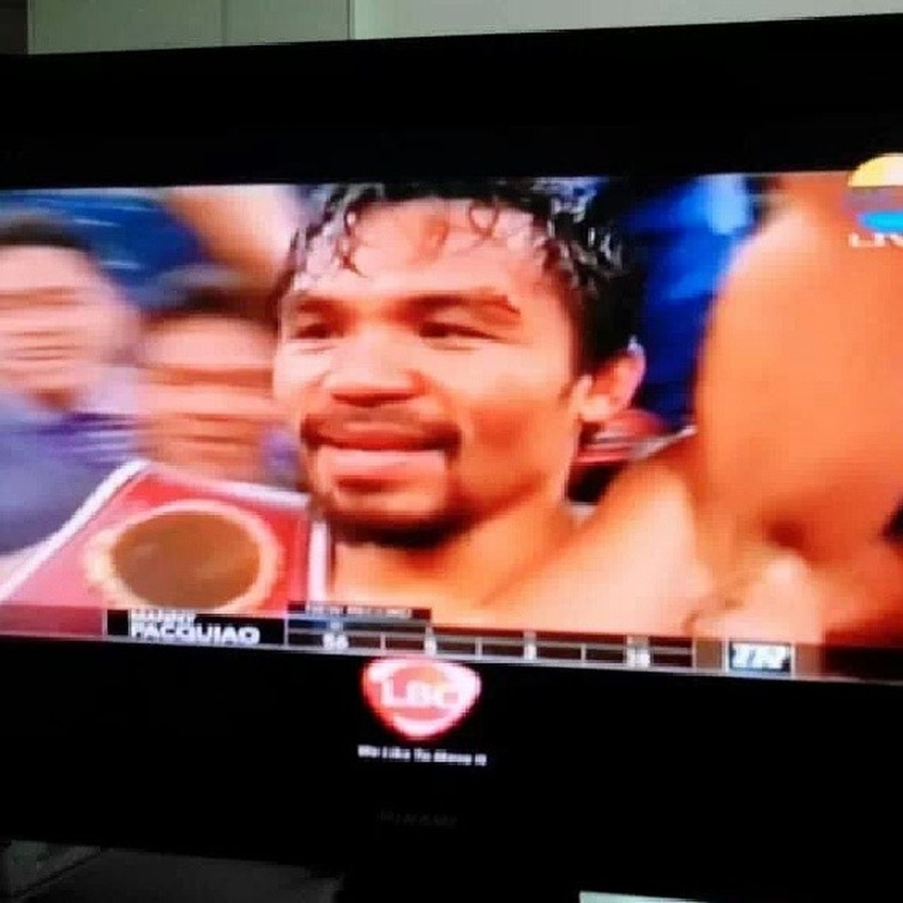 Yesssss! Go Manny! Teampacquiao :D Philippines