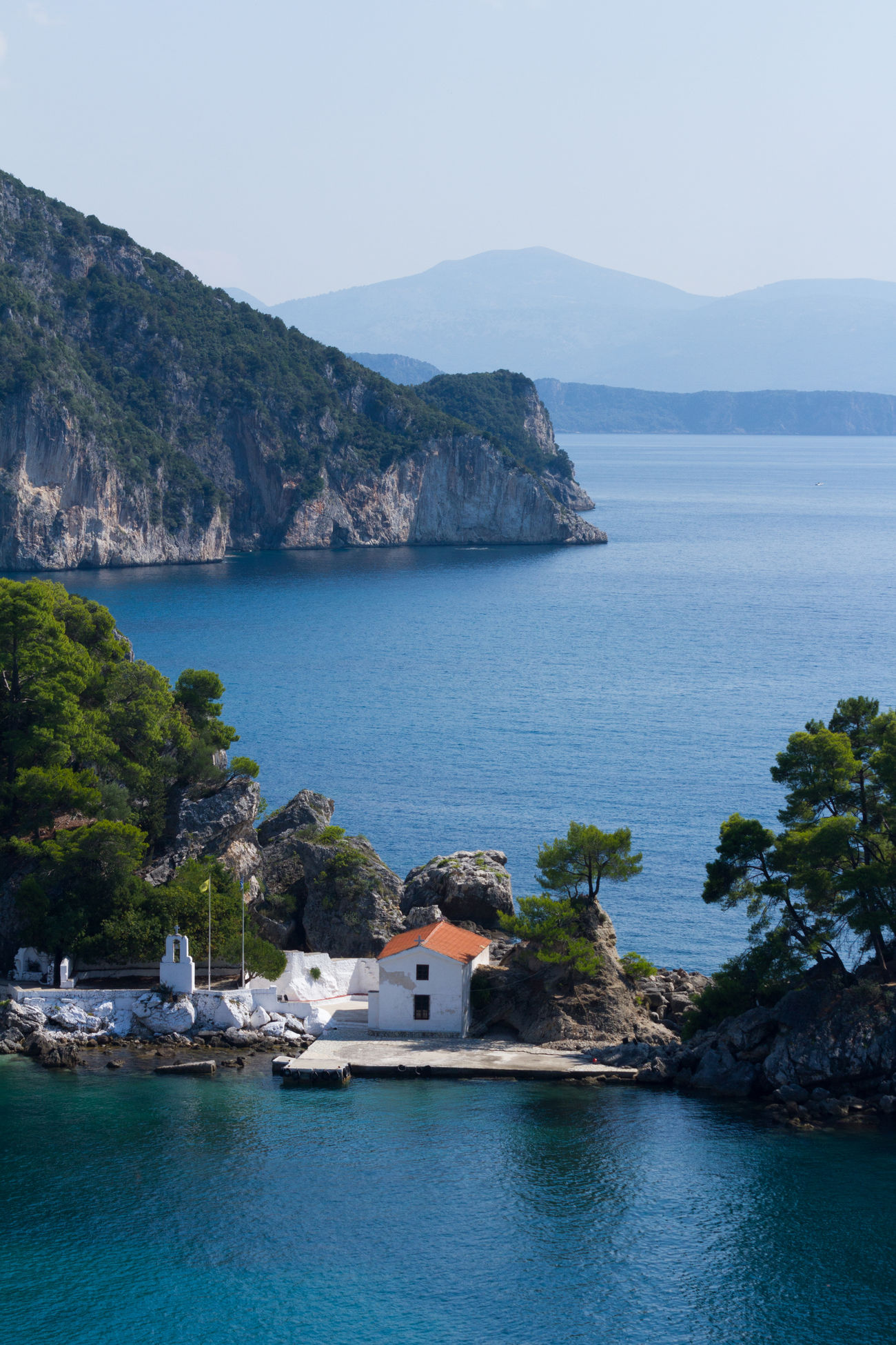 Check This Out Church Greece Holiday Portrait Sea Sea And Sky