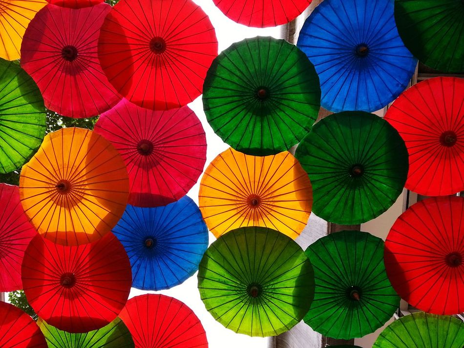 Background Wall Art My Shot  Umbrella Samsung Note 2 On The Sky My Favorite Photo Colorful Umbrellas Colorful Shot Colorful Photo Color Of Life