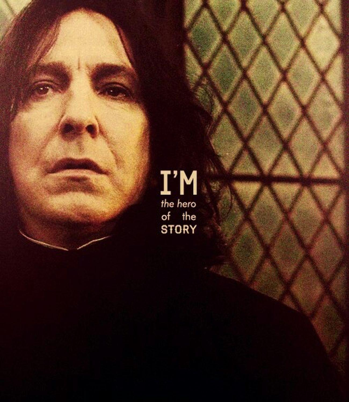 R.I.P.Alan Rickman Harrypotter Harrypotterfan Harrypotterworld Severus Snape