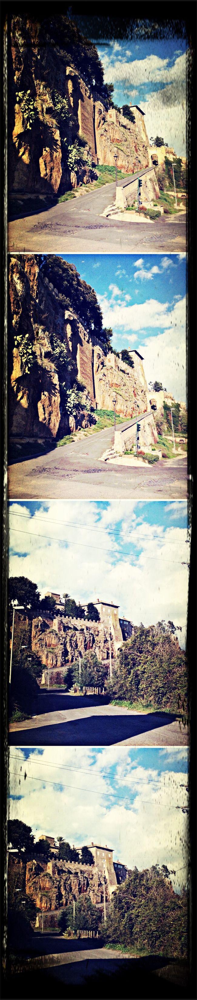 My little town!!! It's a medivalcastel