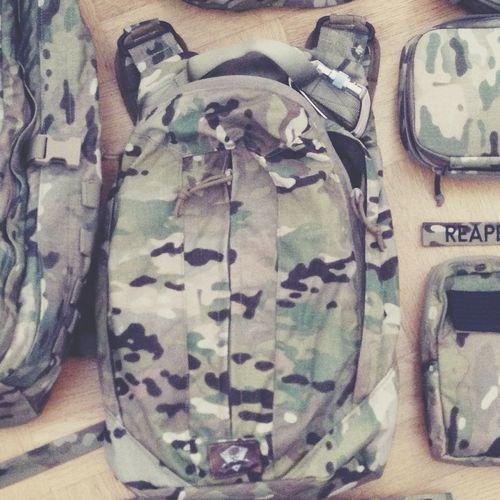 Greyghostgear Greyghostgear EDC Tactical Multicam