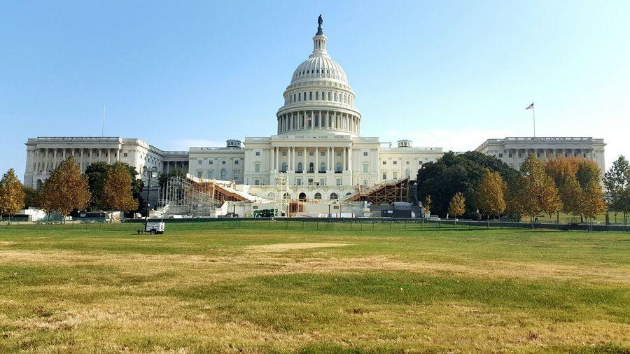 Government Politics And Government US Capitol Building Washington, D. C.
