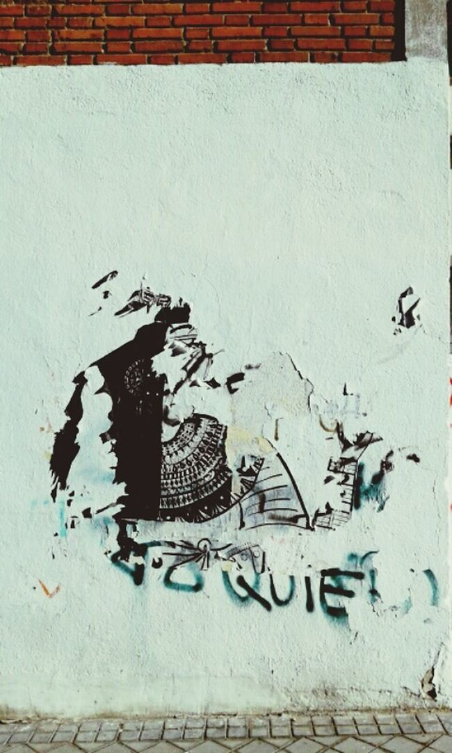 Everything falls apart from dreams Graffiti People Love Words On Walls Dem Fontana