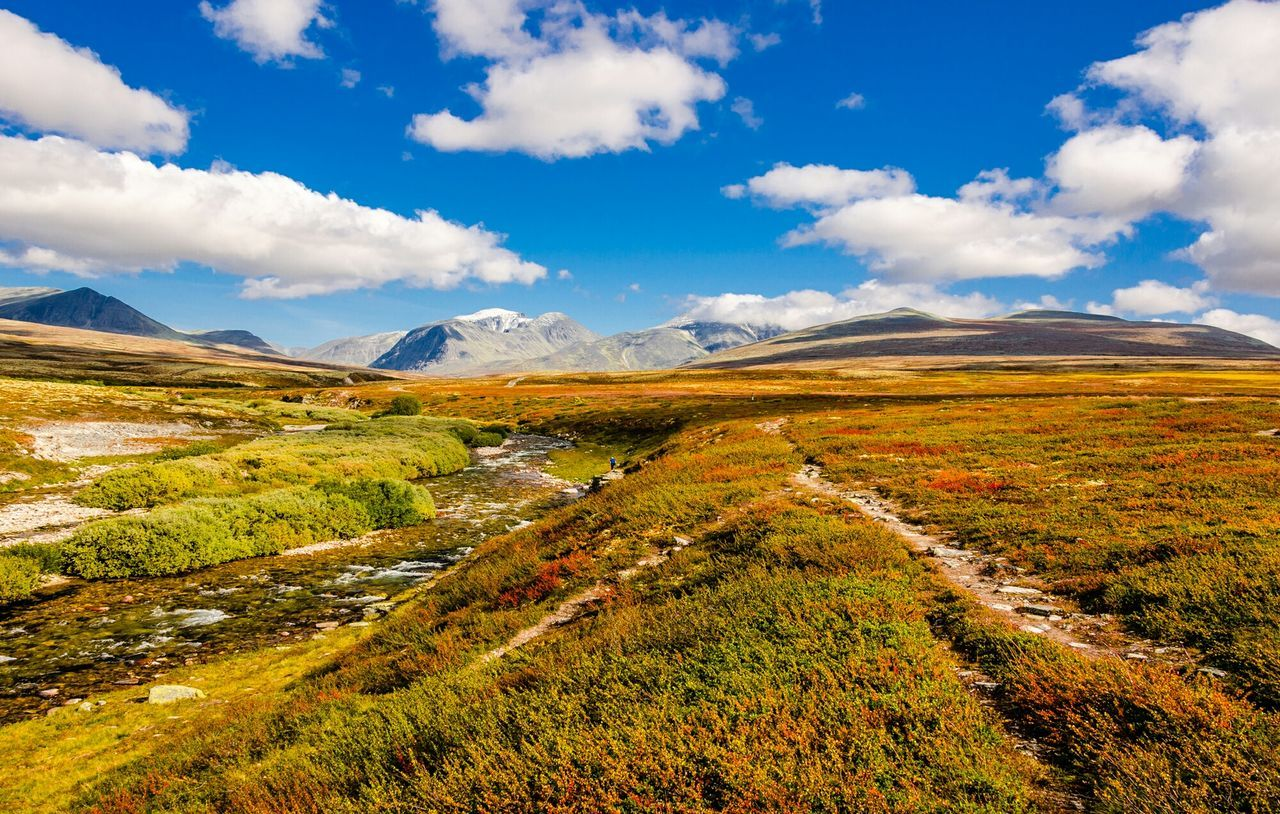 Beautiful stock photos of norway, Autumn, Beauty In Nature, Cloud - Sky, Cloudy