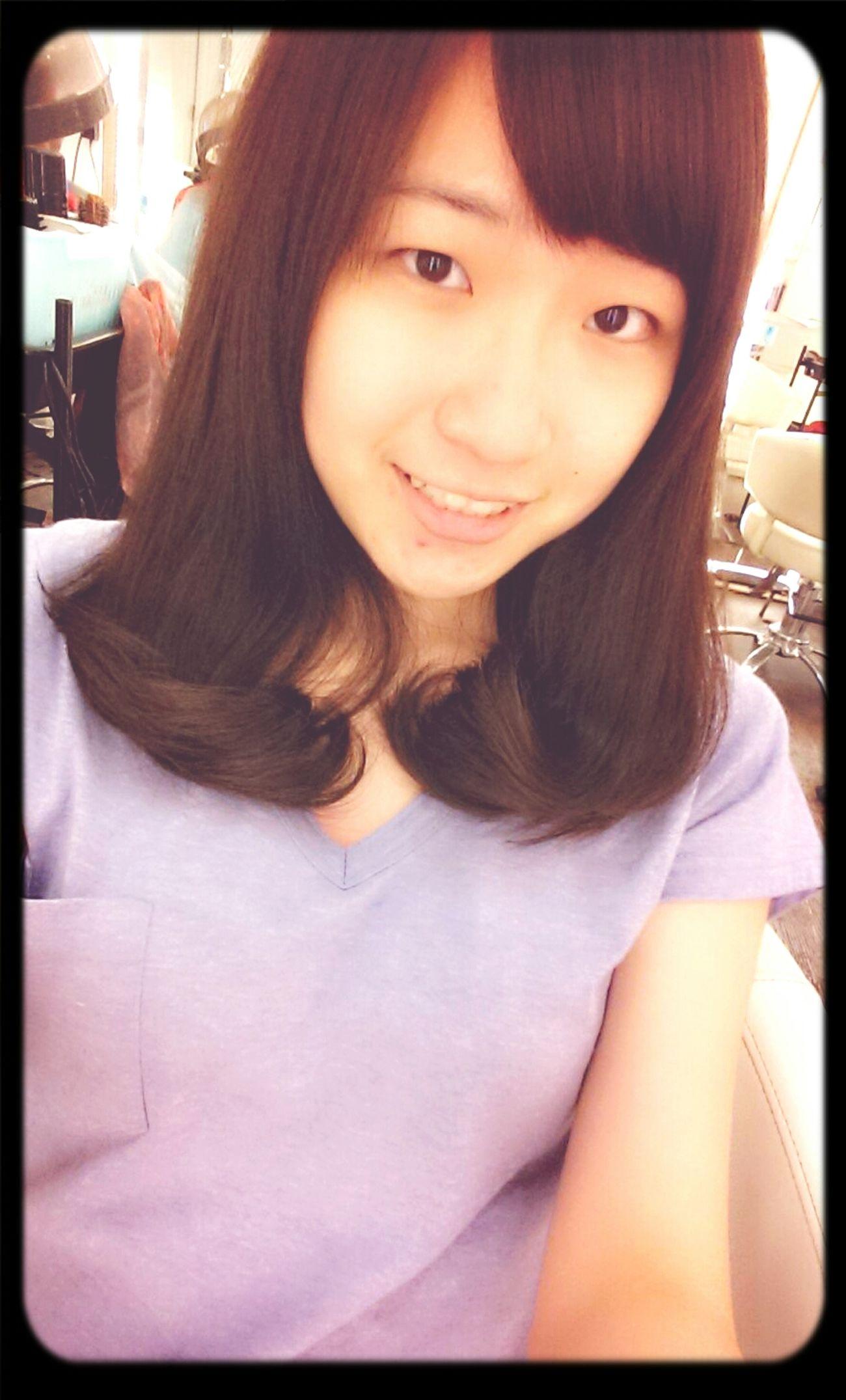 减髮完看起來呆呆底(´・_・`)