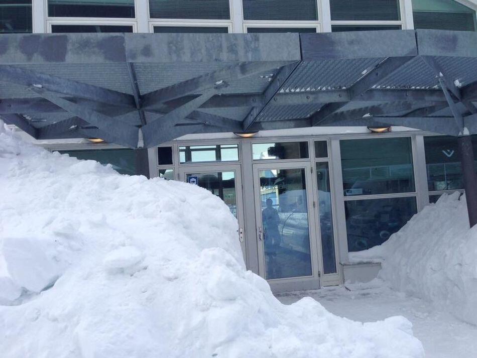 A Lot Of Snow Winter This Week On Eye Em This Week On EyeEm. Building